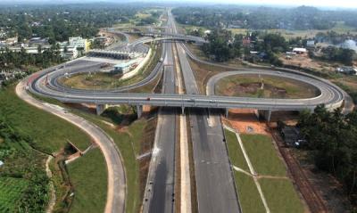 Southern Expressway (Kottwa Interchange)
